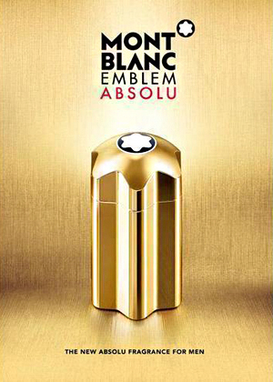 Montblanc Emblem Absolu for Men