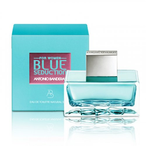 Blue Seduction For Women EDT 80 ml spray