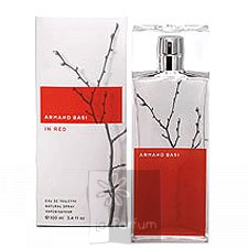 Armand Basi In Red EDT vial 1.2 ml