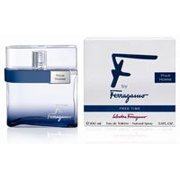 F by Ferragamo Pour Homme FREE TIME TESTER EDT 100 ml spray