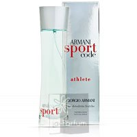 Armani Code Sport Athlete EDT 75 ml spray