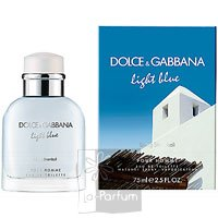 Dolce & Gabbana Light Blue Living Stromboli TESTER EDT 125 ml spray