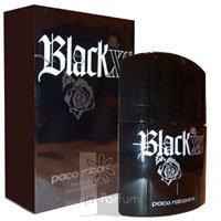 Black Xs Pour Homme Minispray 12 Ml мужская парфюмерия пробники