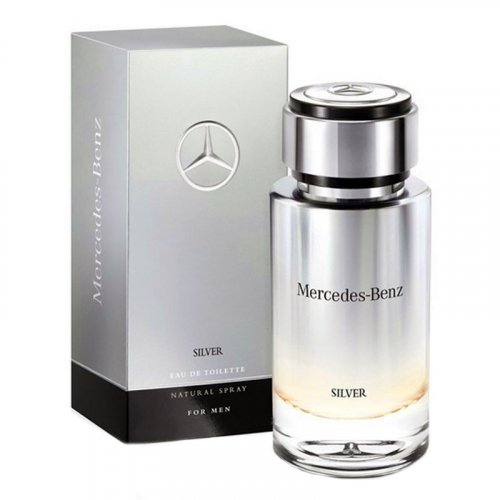 Mercedes-Benz Silver For Men EDT 75 ml spray